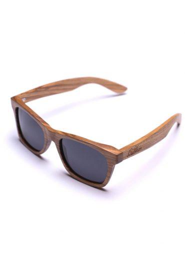 old Youth Zebra wood sunglasses