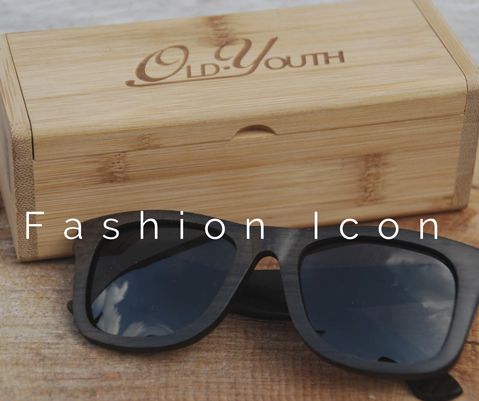Old Youth wooden sunglasses are a great gift on fathers day