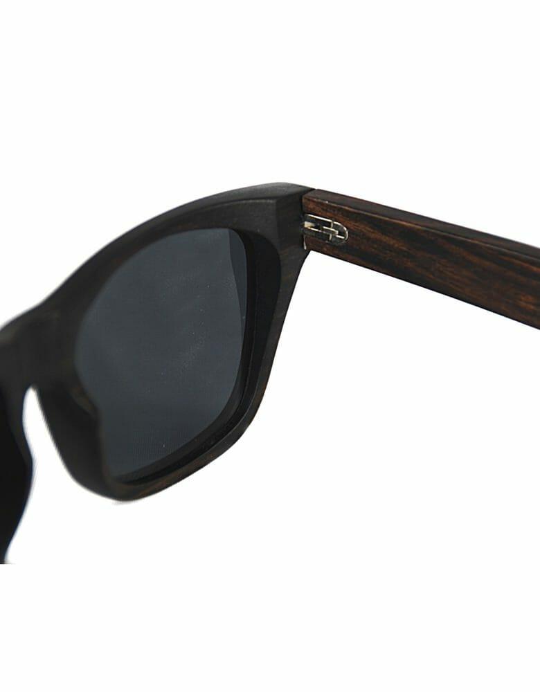 ebony wood sunglasses hinge