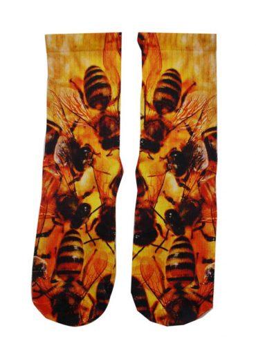 Bee-socks-seperate
